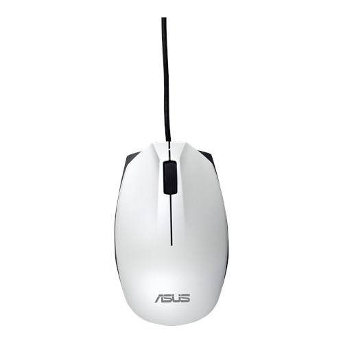 ASUS UT280 drátová myš - bílá - 90XB01EN-BMU030