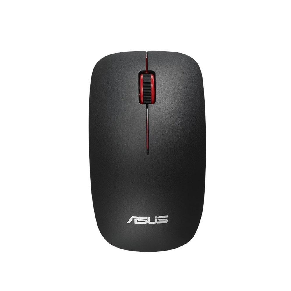 ASUS WT300 RF myš - černo-červená
