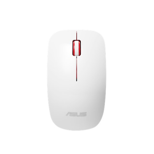 ASUS WT300 RF myš - bílo-červená