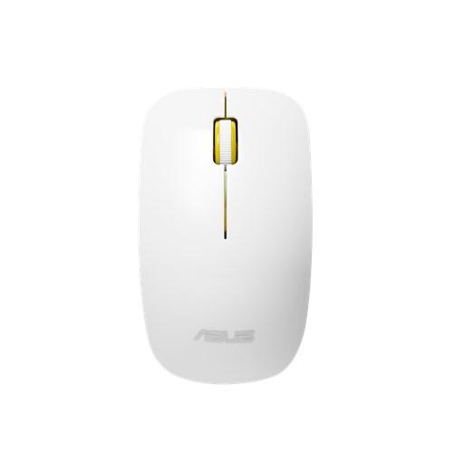 ASUS WT300 RF myš - bílo-žlutá