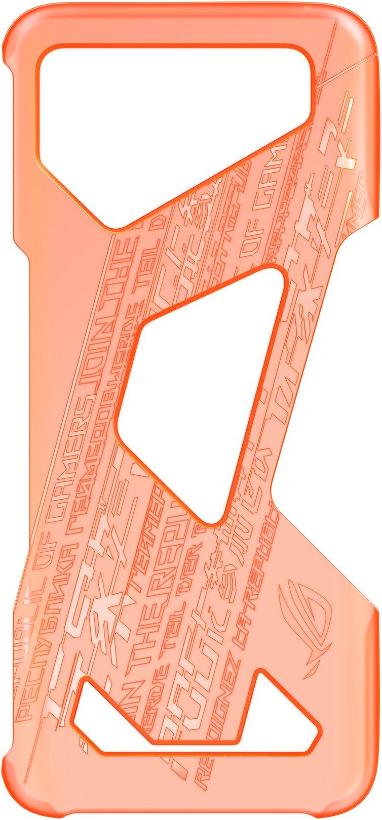 ASUS pouzdro Neon Aero Case pro Asus ROG Phone 3, transparentní