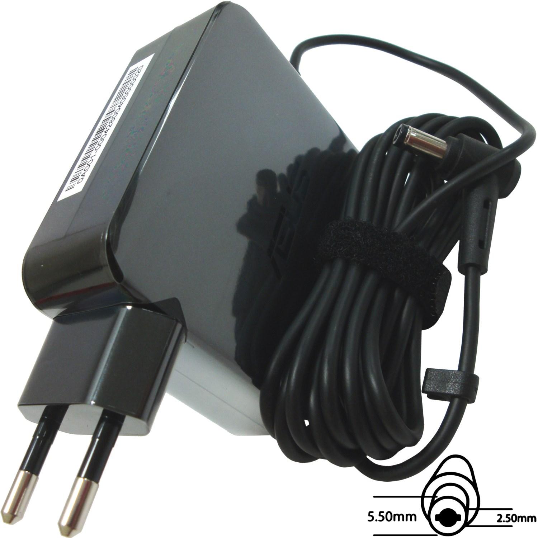 Asus orig. adaptér 65W19V 2P W/O CORE s EU plugem - B0A001-00042800