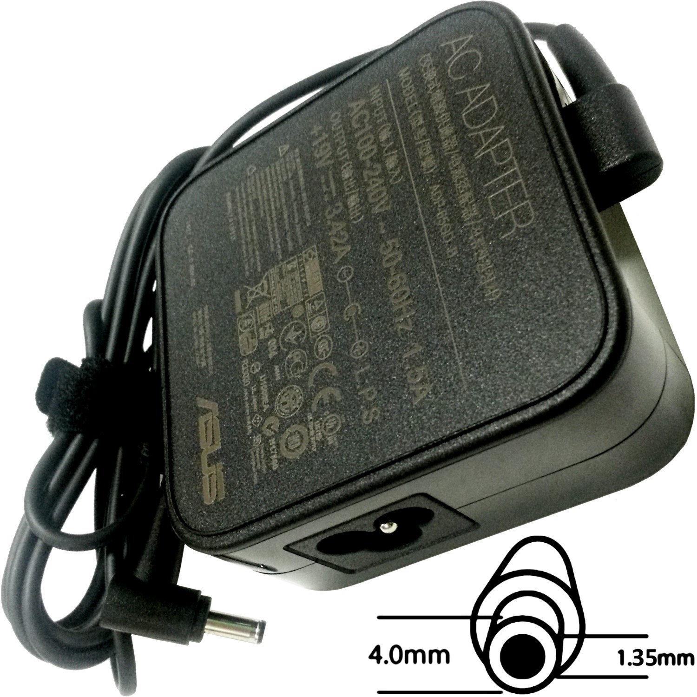 Asus origi. adaptér 65W19V(W.M)BK 4PHI s EU plugem (B0A001-00046500_EU) - B0A001-00046500_EU