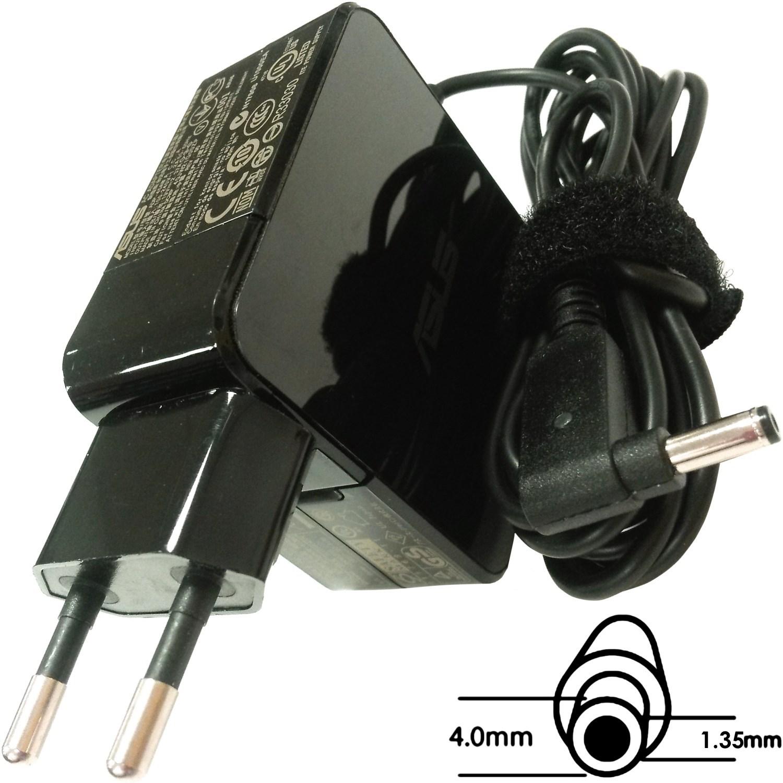Asus orig. adaptér 45W19V (BLK) s EU plugem (B0A001-00230300) - B0A001-00230300