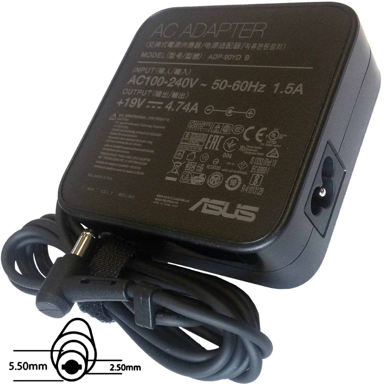 Asus orig. adaptér 90W 19V 3P W/O CORE (5.5PHI) - B0A001-00051000