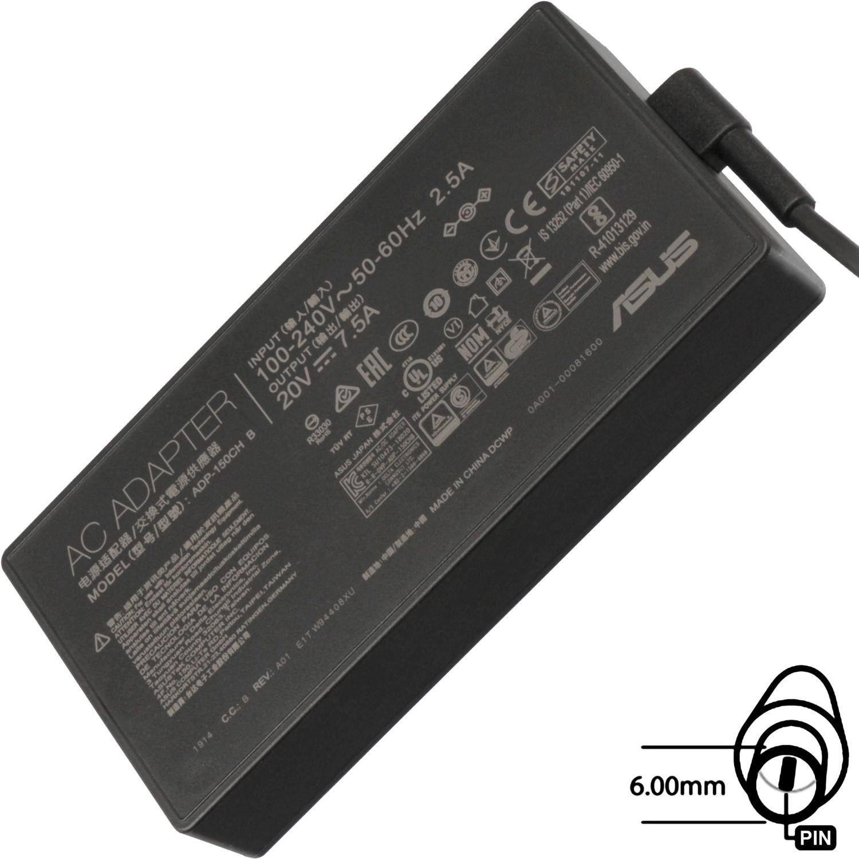 Asus orig. adaptér 150W 20V 3P(6PHI) - B0A001-00081600