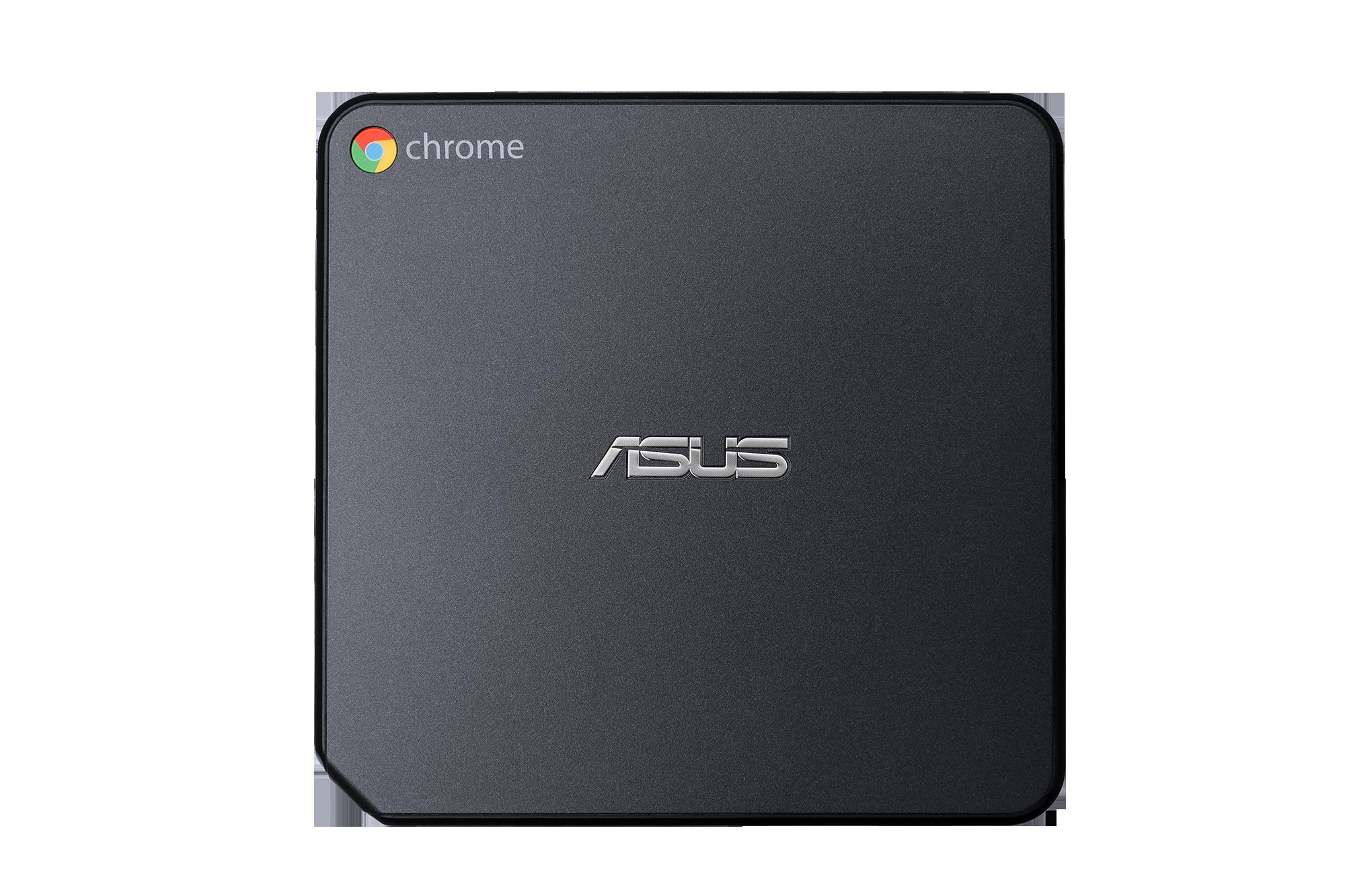 ASUS CHROMEBOX 2 - 3215U/16GB/2GB/CHOS šedý