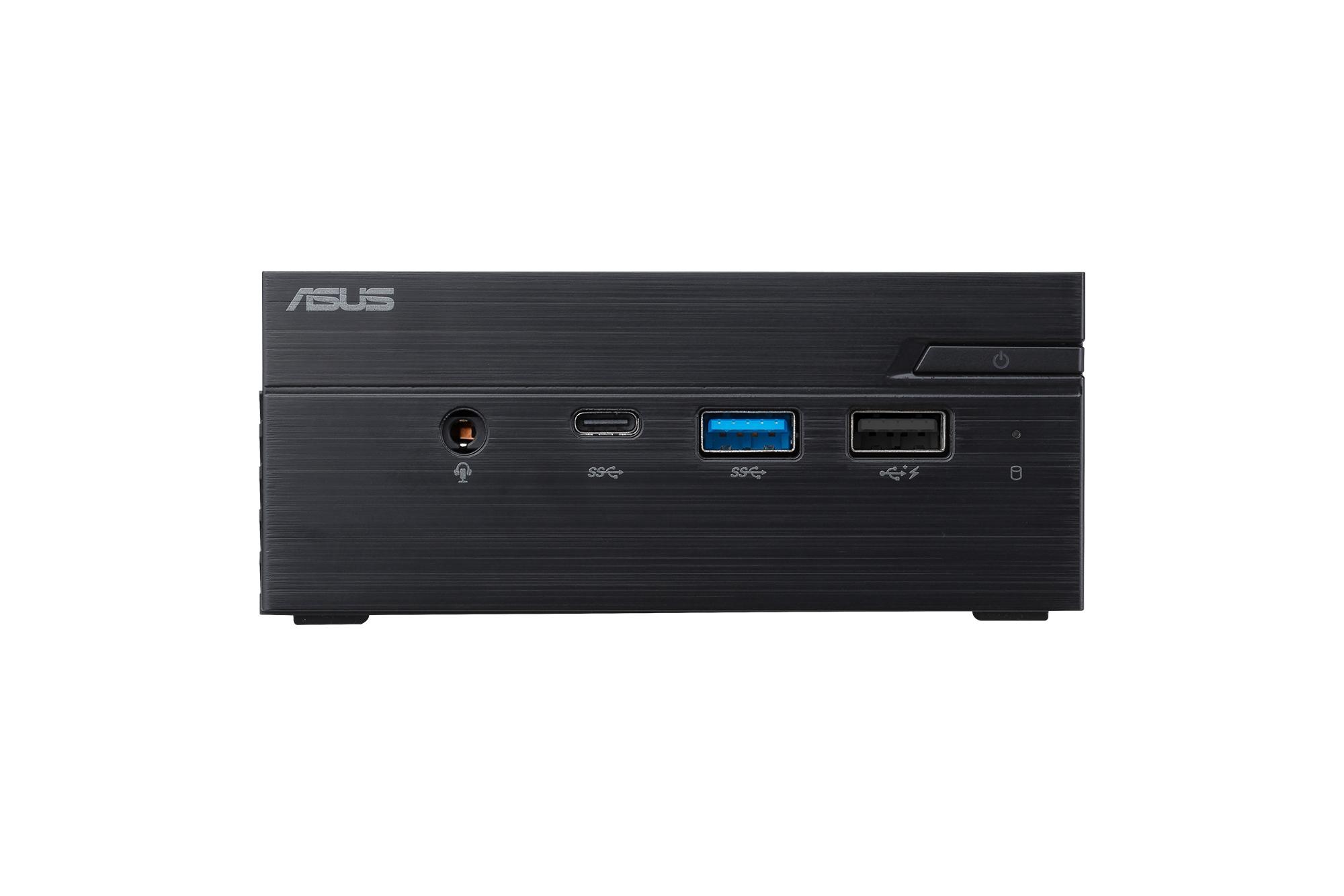 ASUS PN40 N4120/1*M.2 Slot + 1*2.5'' slot/0G/bez OS - 90MS0181-M06990