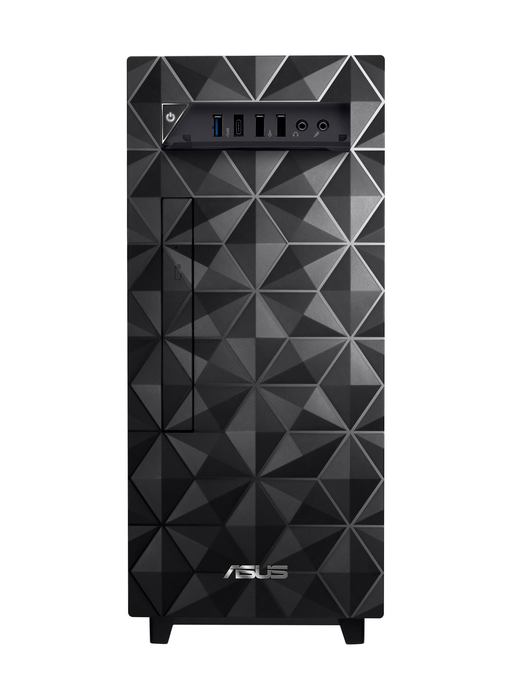 ASUS ExpertCenter S300MA/i5-10400 (6C/12T)/8GB/256GB SSD/GTX1650 4G/NoOS/Black/3Y PUR - S300MA-5104000260