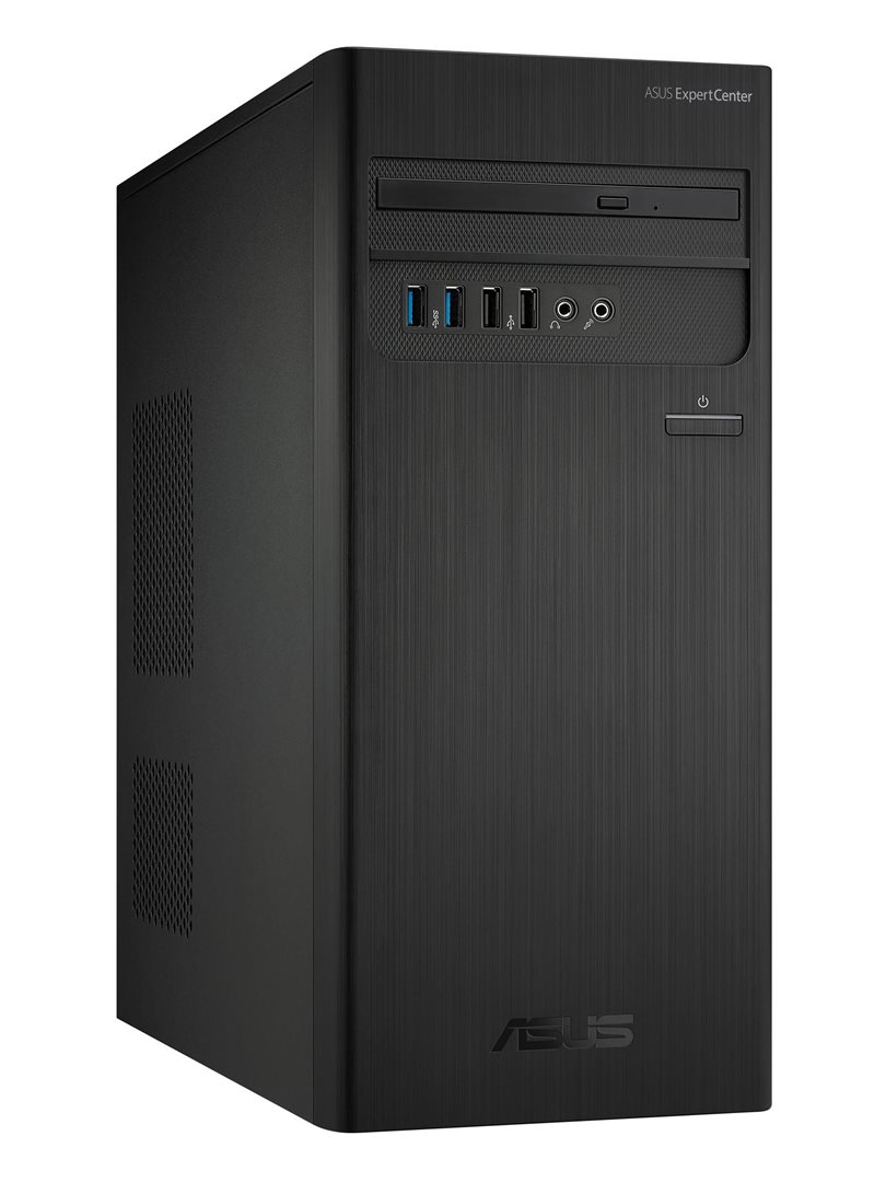 ASUS ExpertCenter D300TA/i7-10700 (8C/16T)/8GB/512GB SSD/WIFI+BT/KL+M/W10P/Black/3Y PUR - D300TA-710700033R