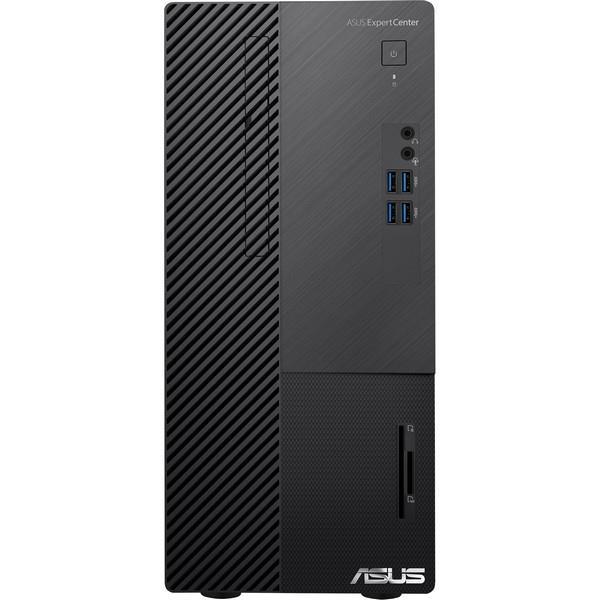 ASUS ExpertCenter D500MA/i5-10500 (6C/12T)/8GB/512GB SSD/TPM/CR/KL+M/NoOS/Black/3Y PUR - D500MAES-5105000050