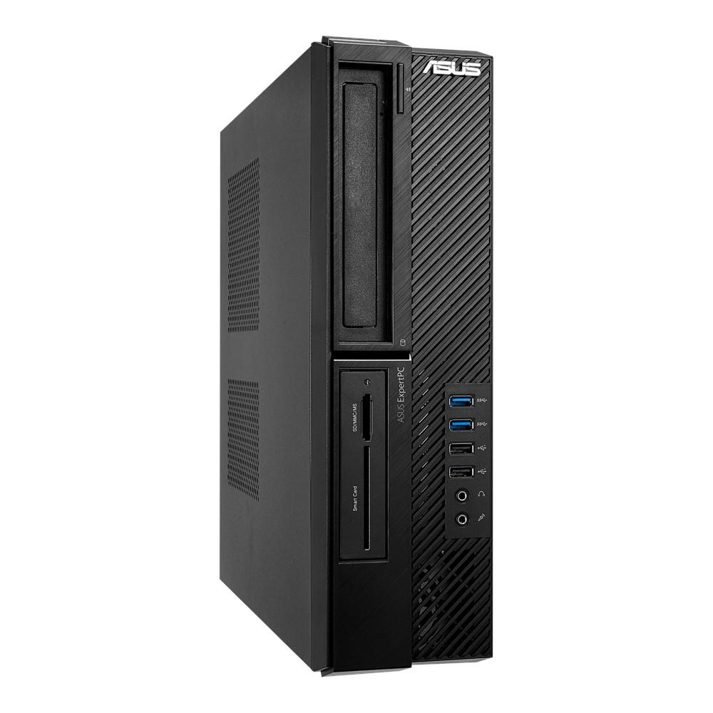 AG31ASUS ExpertCenter D540SA/i5-8400 (6C/6T)/8GB/256GB SSD/TPM/KL+M/W10P/Black/3Y PUR - D540SA-I58400137R