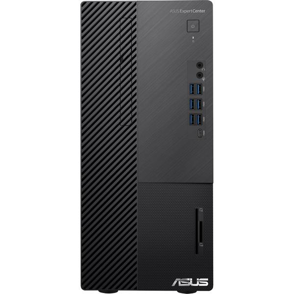 ASUS ExpertCenter D700MA/i5-10500 (6C/12T)/16GB/512GB SSD/WIFI+BT/TPM/CR/NoOS/Black/3Y PUR - D700MAES-5105000080