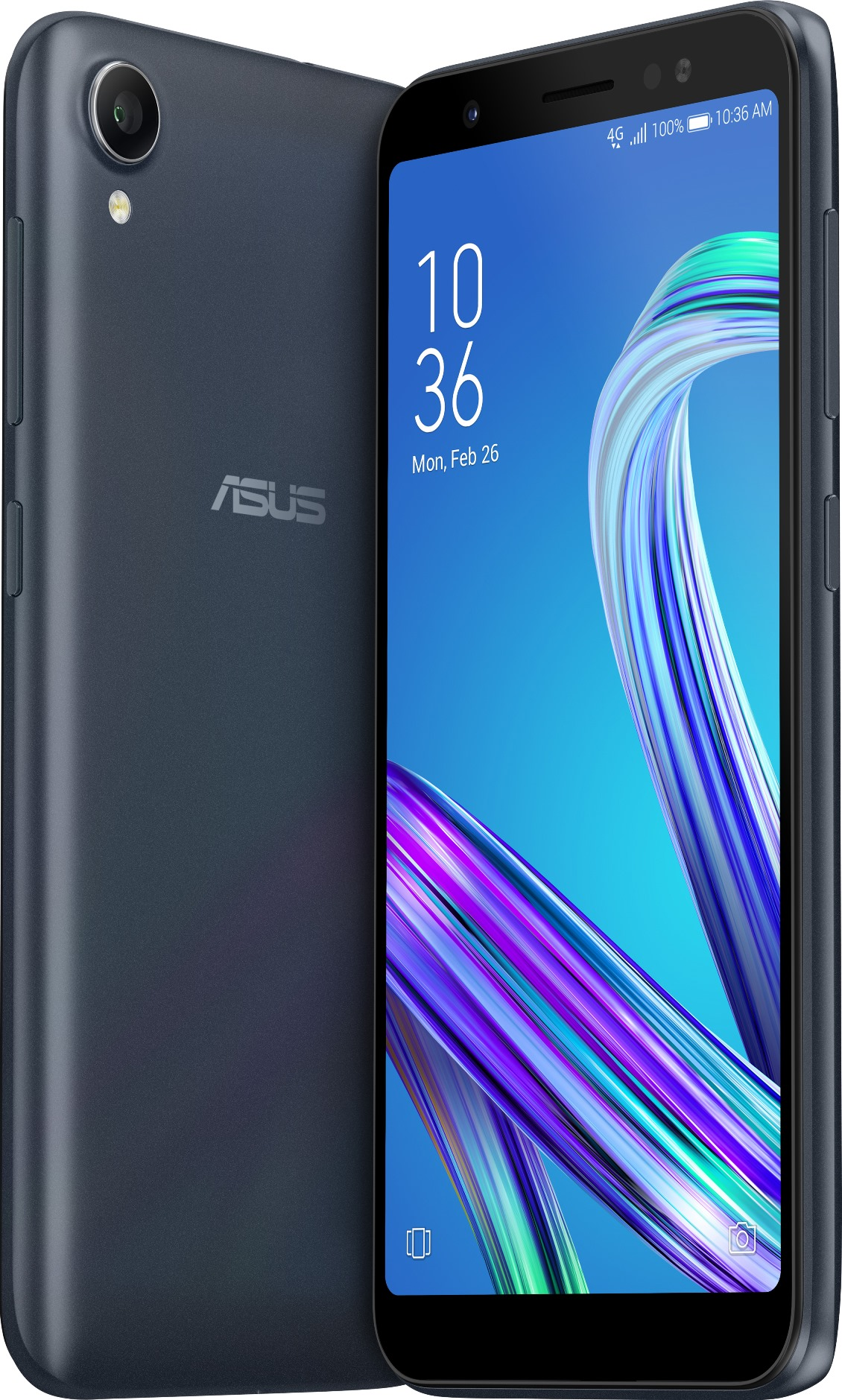 ASUS Zenfone LIVE - MSM8917/16GB/2G/Android 8.0 černý (CZ Distribuce)