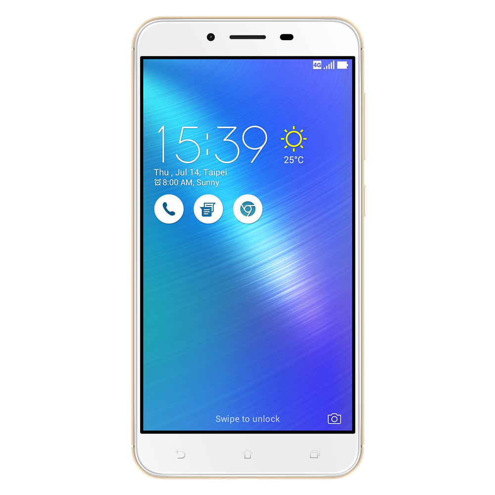 ASUS Zenfone 3 MAX - MSM8937/32GB/3G/Android 6.0 zlatý (CZ Distribuce)