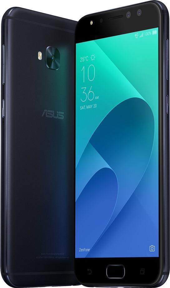 ASUS Zenfone 4 Selfie Pro - MSM8953/64GB/4G/Android 7.0 černý