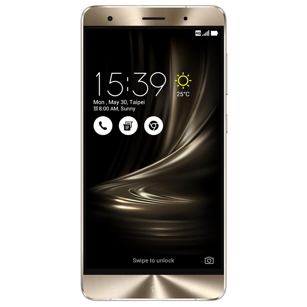 ASUS Zenfone 3 Deluxe - MSM8996/64GB/6G/Android 6.0 stříbrný