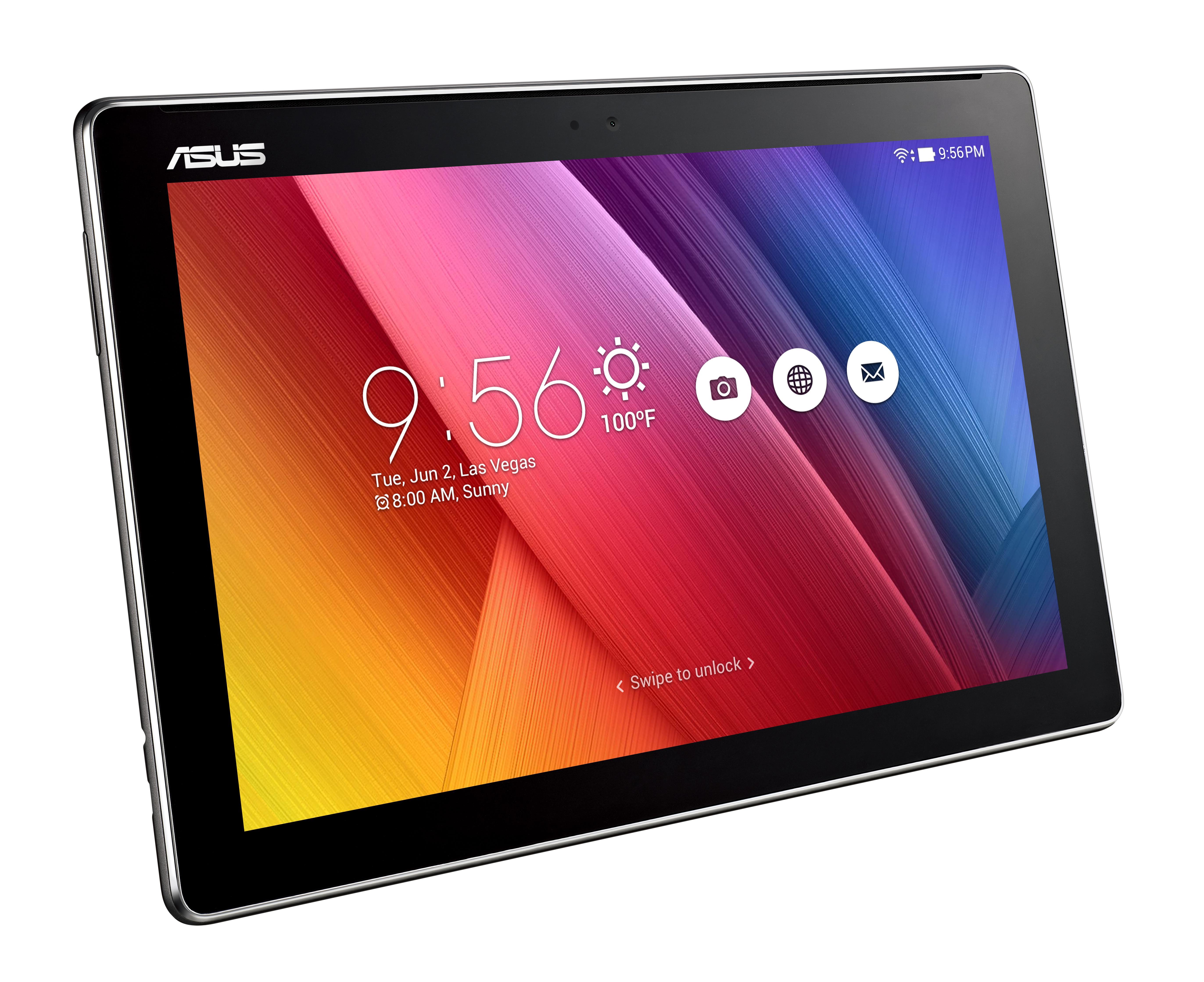 ASUS Zenpad 10.1/Z3560/32G/2G/LTE/A M, černá