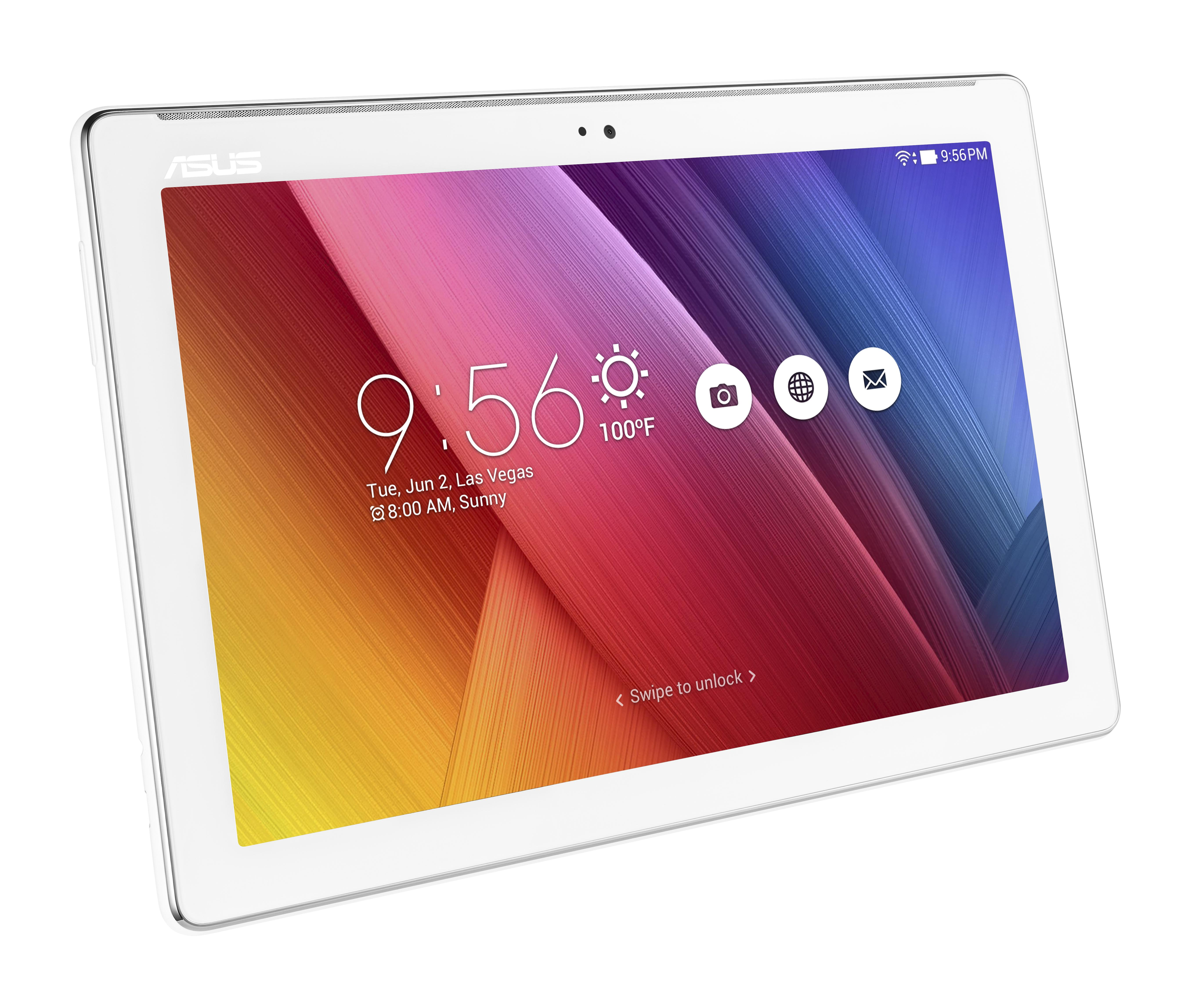 ASUS Zenpad 10.1/Z3560/32G/2G/LTE/A M, bílá