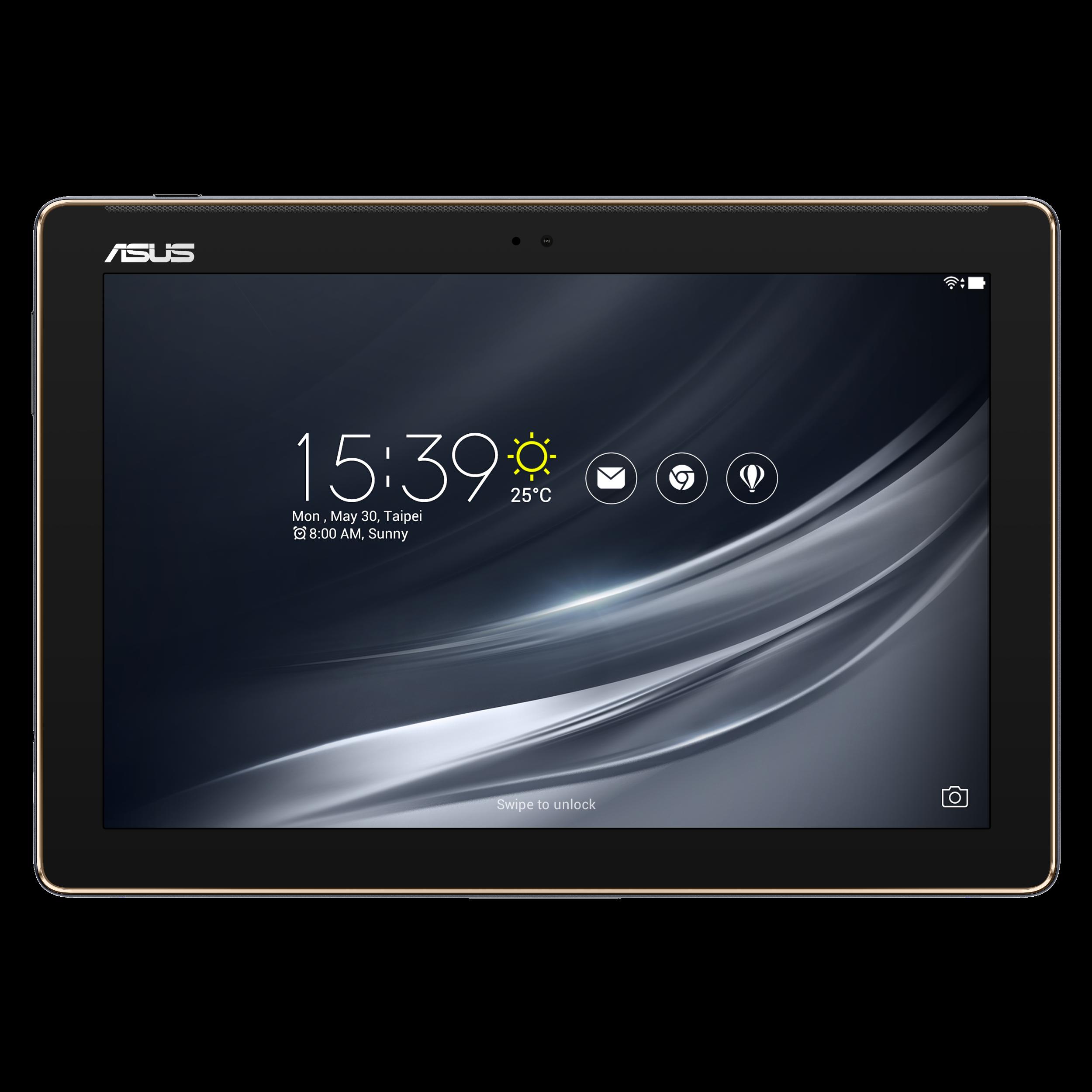 ASUS Zenpad 10.1/MTK8735/32GB/3G/LTE/A N, šedá