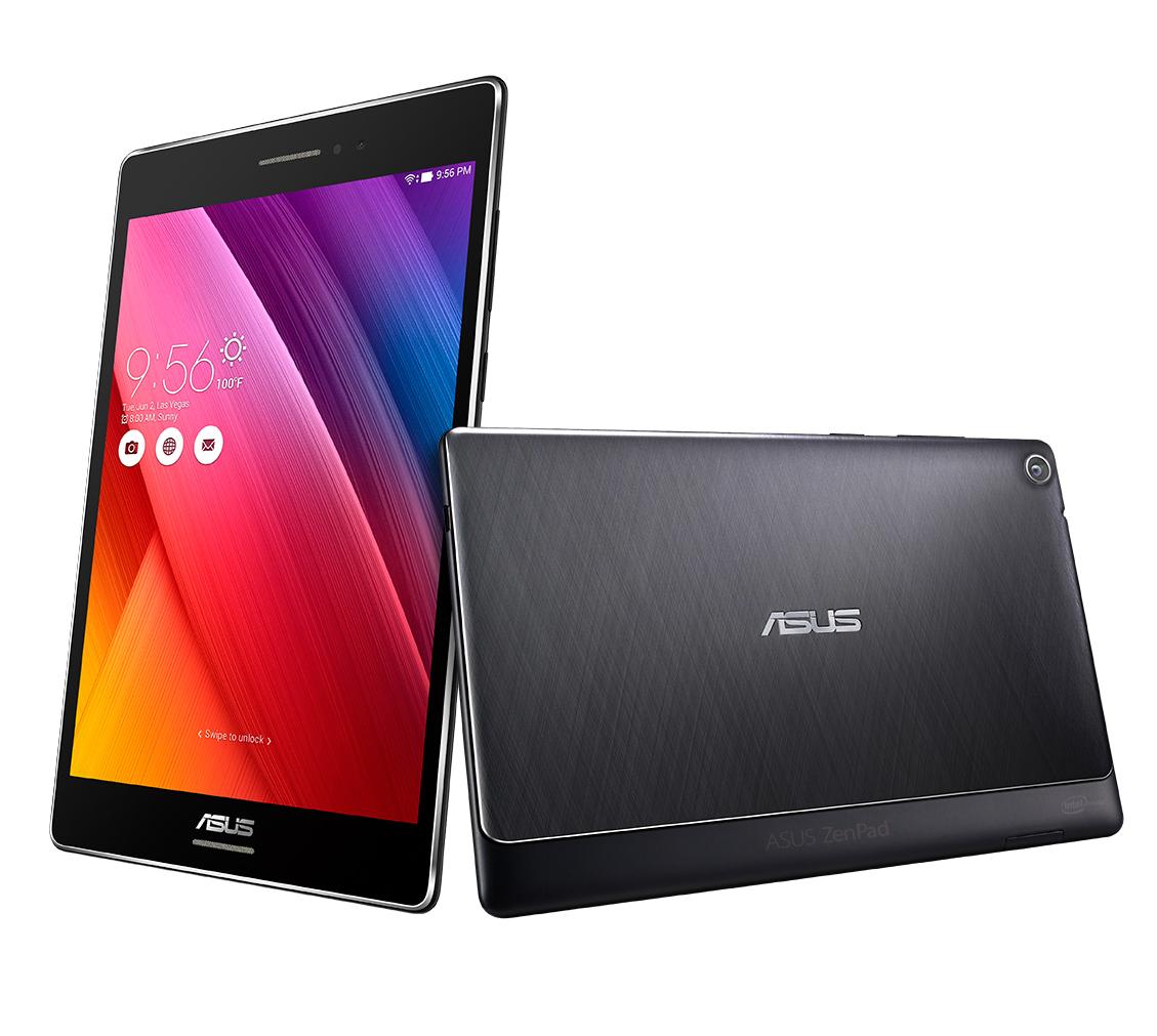 ASUS Zenpad S 8/Z3580/32G/4G/A M, černý
