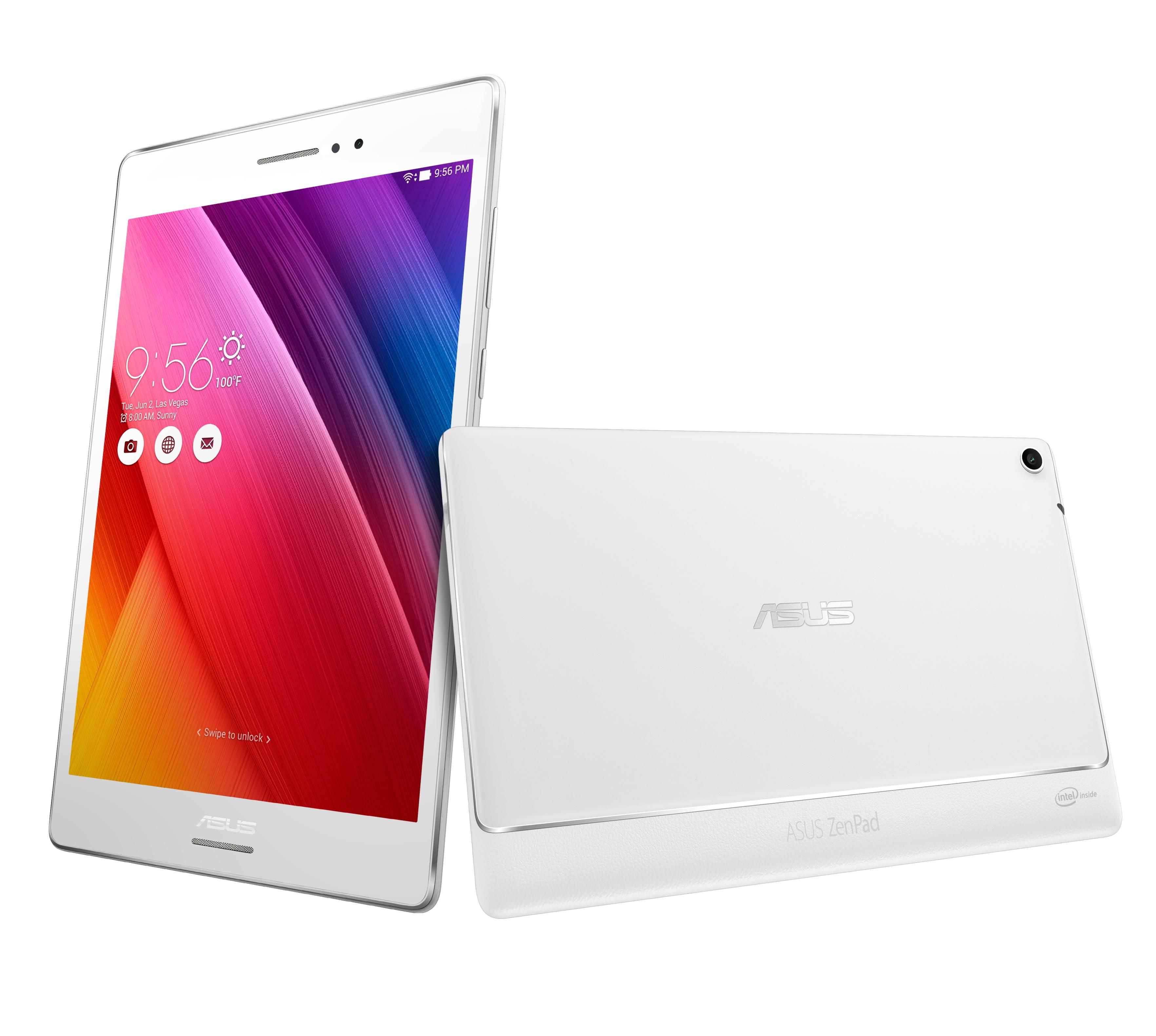 ASUS Zenpad S 8/Z3580/32G/4G/A M, bílý