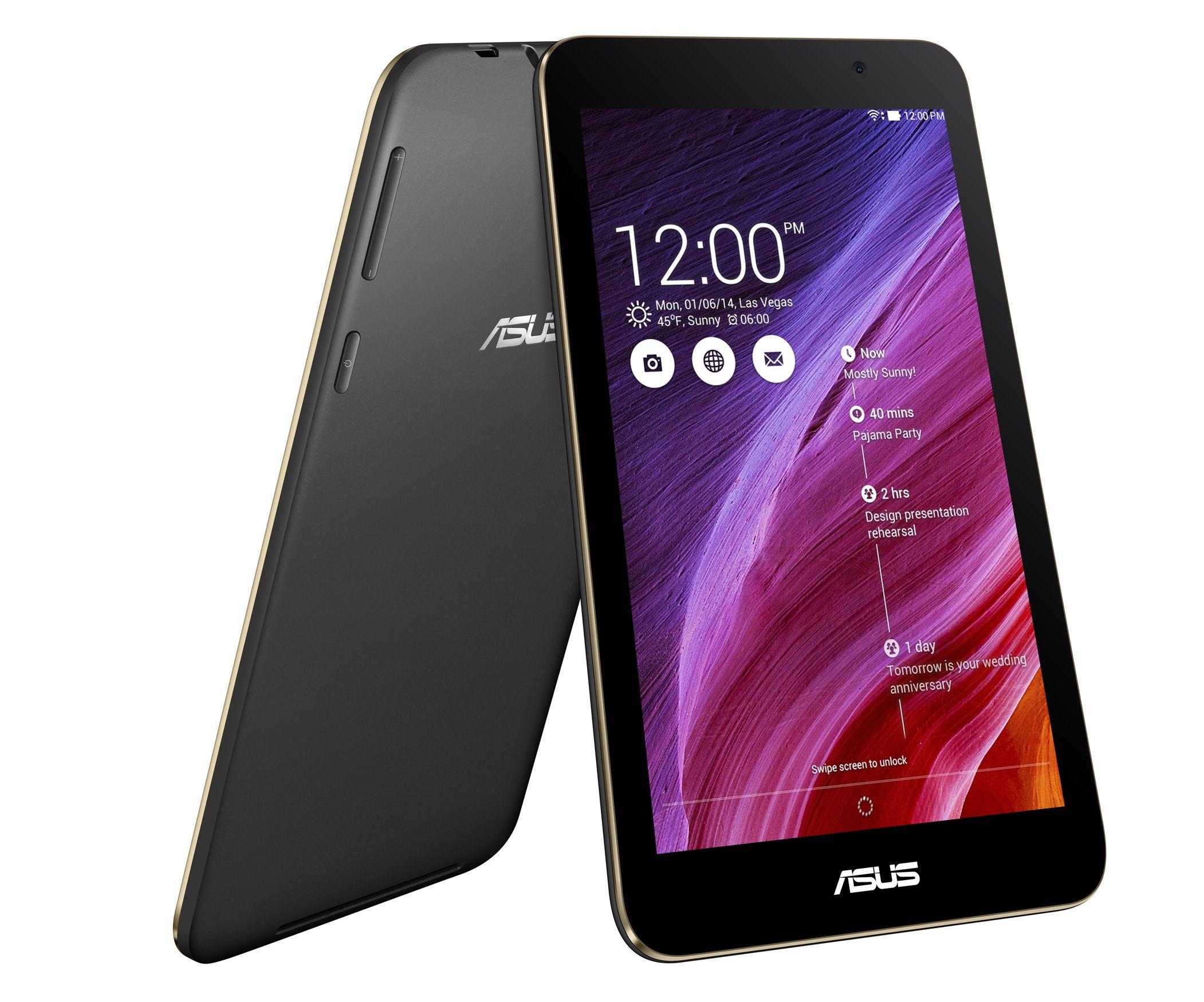 ASUS MeMO Pad™ 7 /Z3745/16G/1GB/Android 4.4 čierny