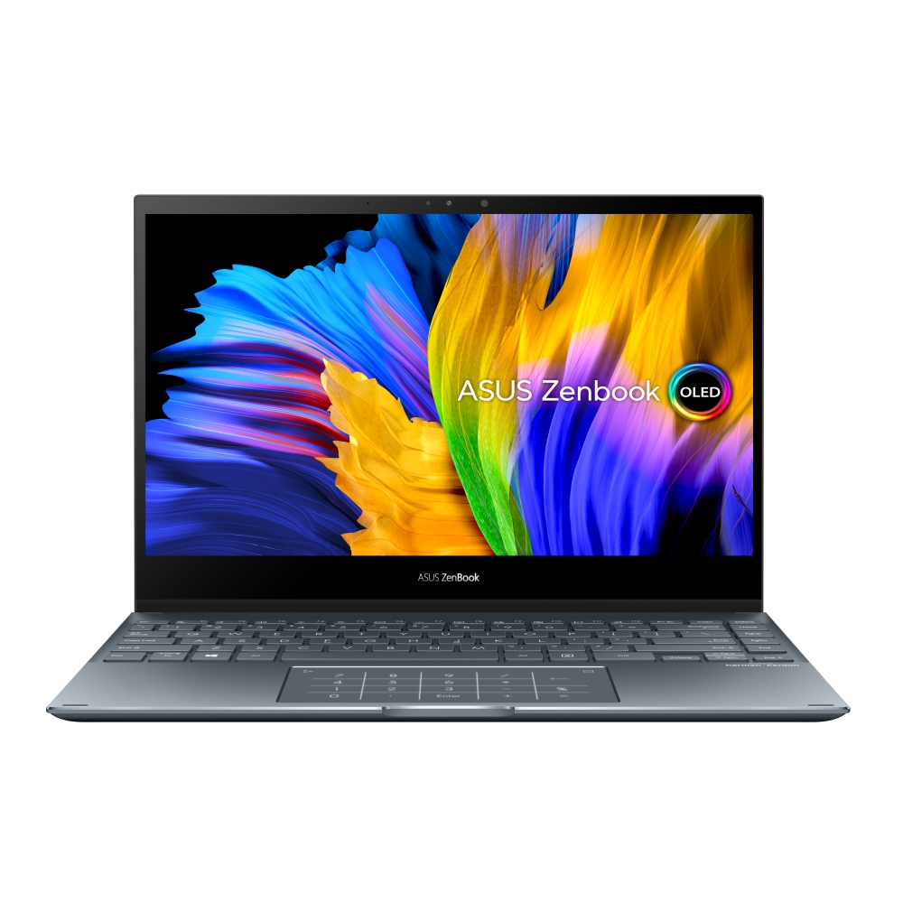 "ASUS ZenBook Flip 13 OLED - 13,3""/i5-1135G7/8GB/512GB SSD/W10H ("