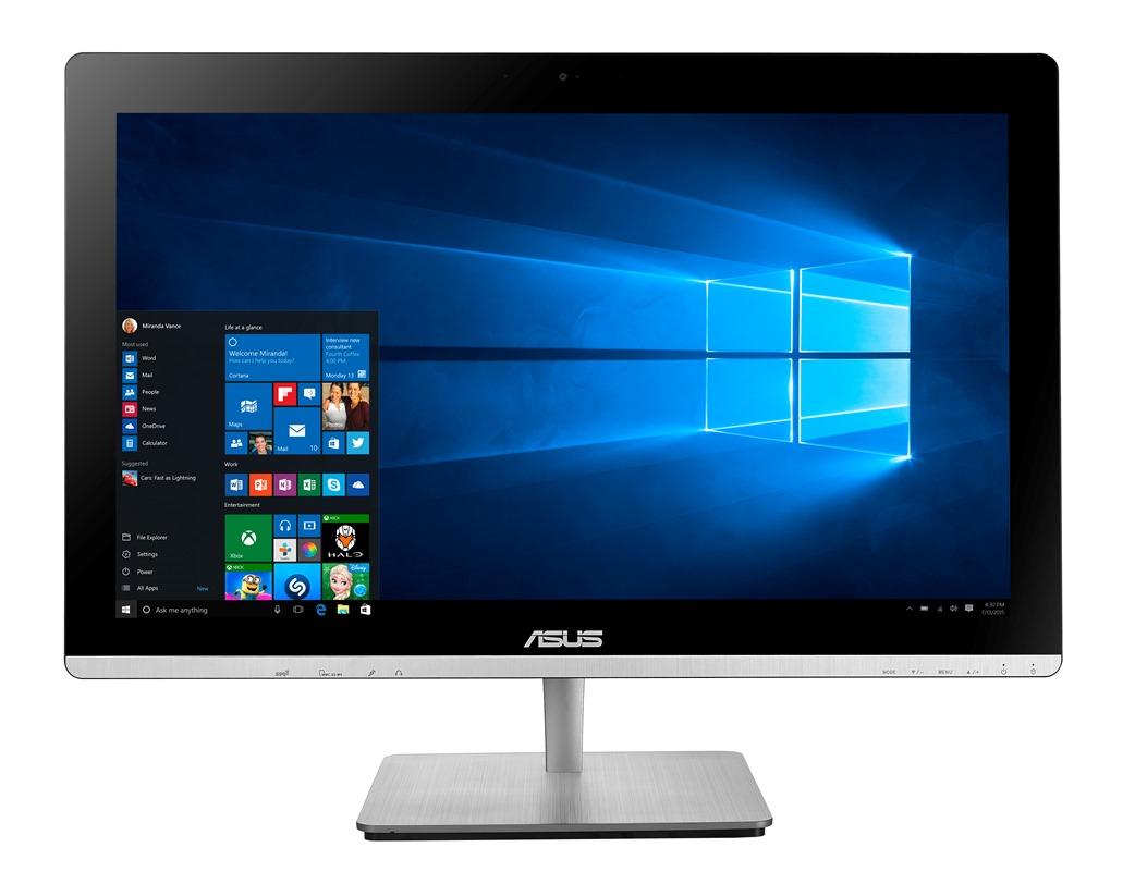 ASUS Vivo AiO V230IC - 23''/i3-6100T/1TB/4G/DVD/W10 černo-stříbrný