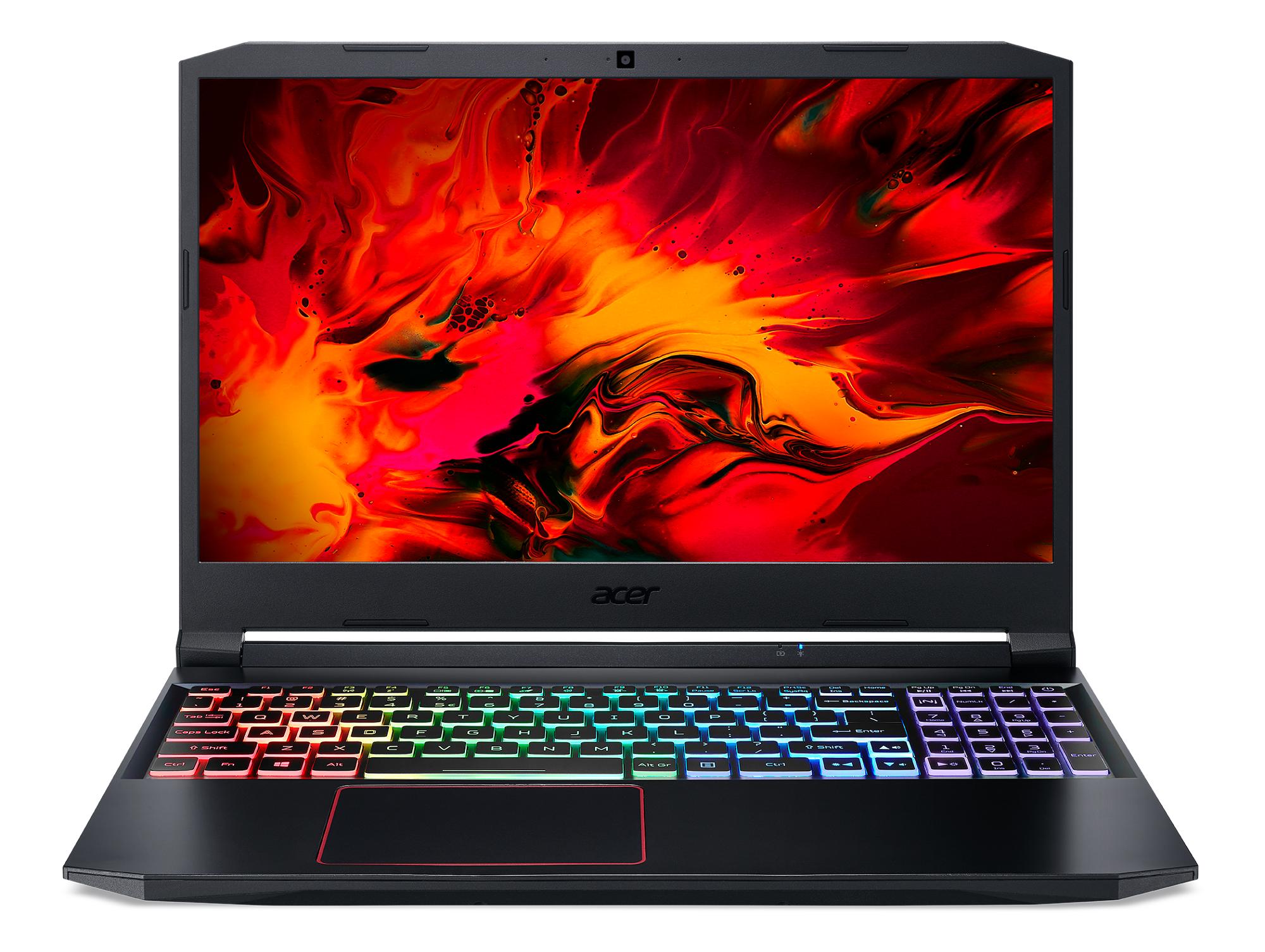 Acer Nitro 5 - 15,6''/i5-10300H/2*8G/1TBSSD/RTX2060/144Hz/W10 černý - NH.Q7QEC.005