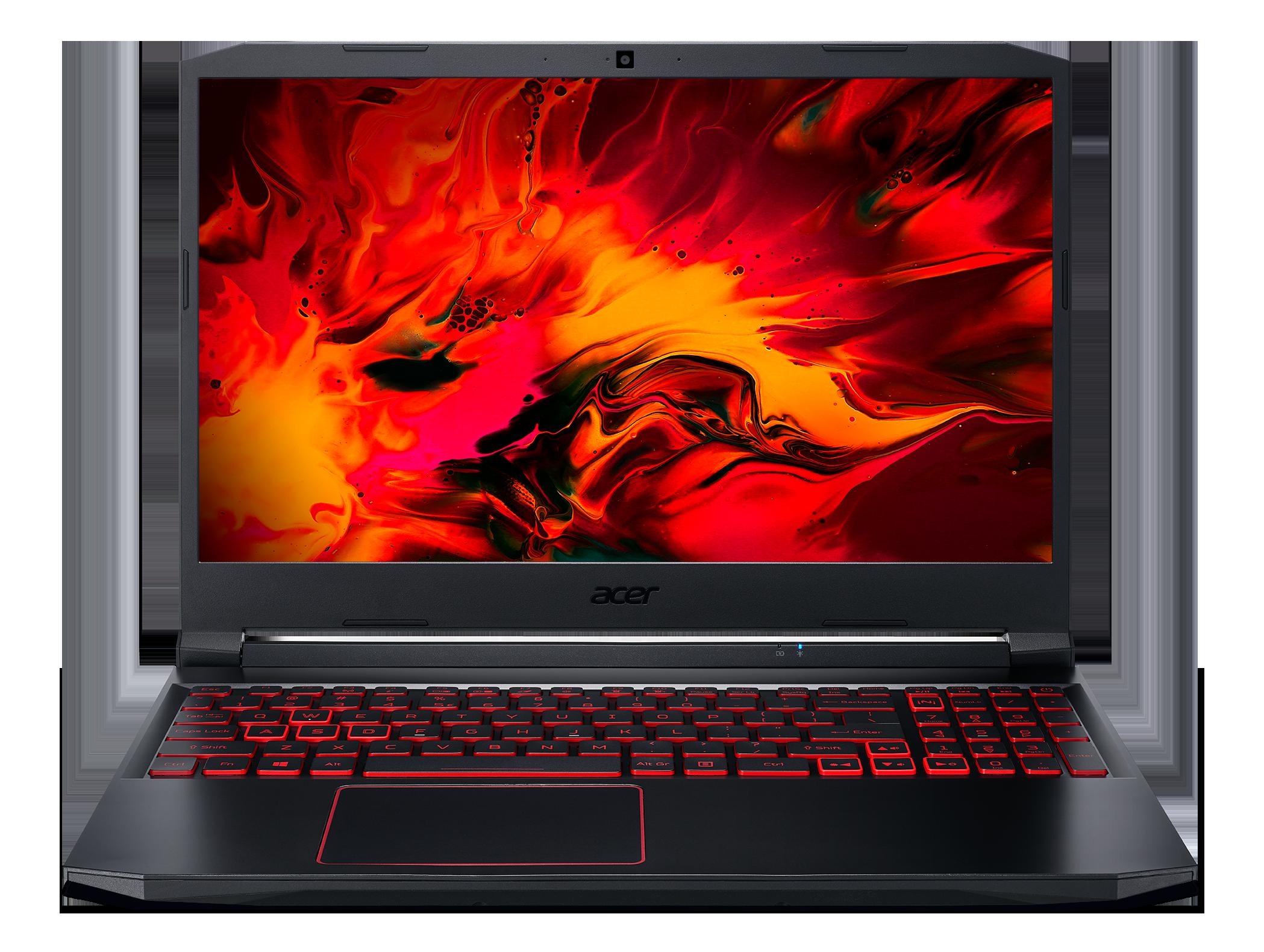 Acer Nitro 5 - 15,6''/i5-10300H/2*8G/1TBSSD/RTX3050Ti/144Hz/W10 černý - NH.QB1EC.002
