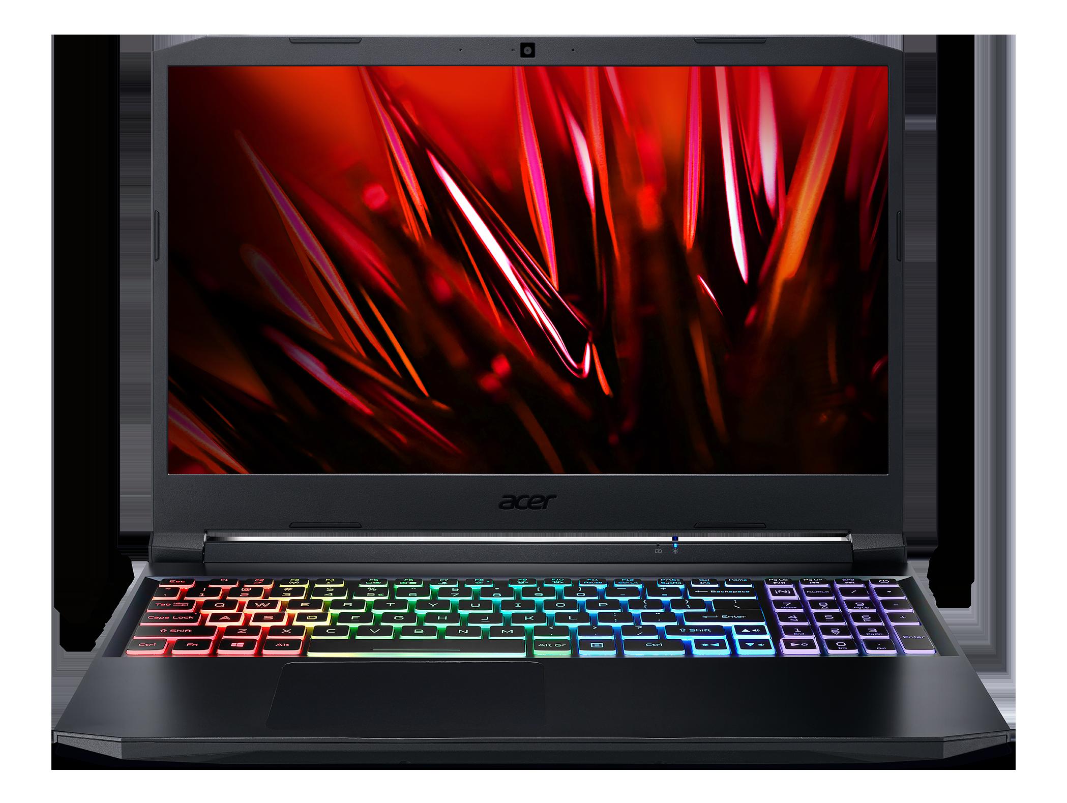Acer Nitro 5 - 15,6''/R7-5800H/2*8G/1TBSSD/RTX3080/144Hz/W10 černý - NH.QBSEC.006
