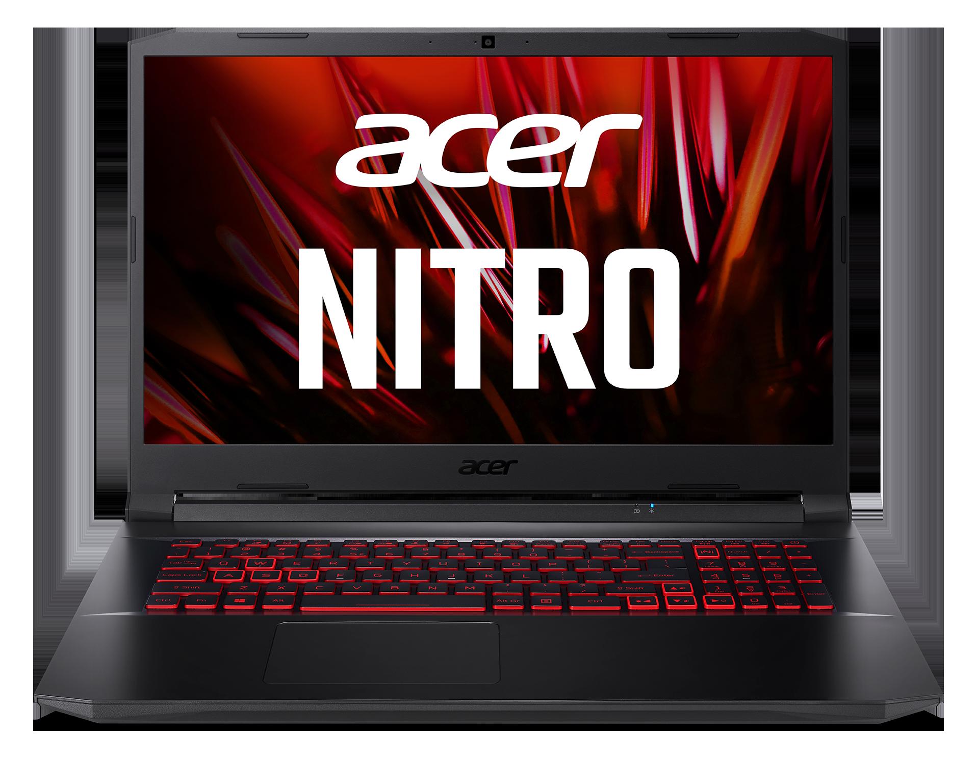 Acer Nitro 5 - 17,3''/i5-11300H/8G/1TBSSD/GTX1650/144Hz/W10 černý - NH.QBKEC.005