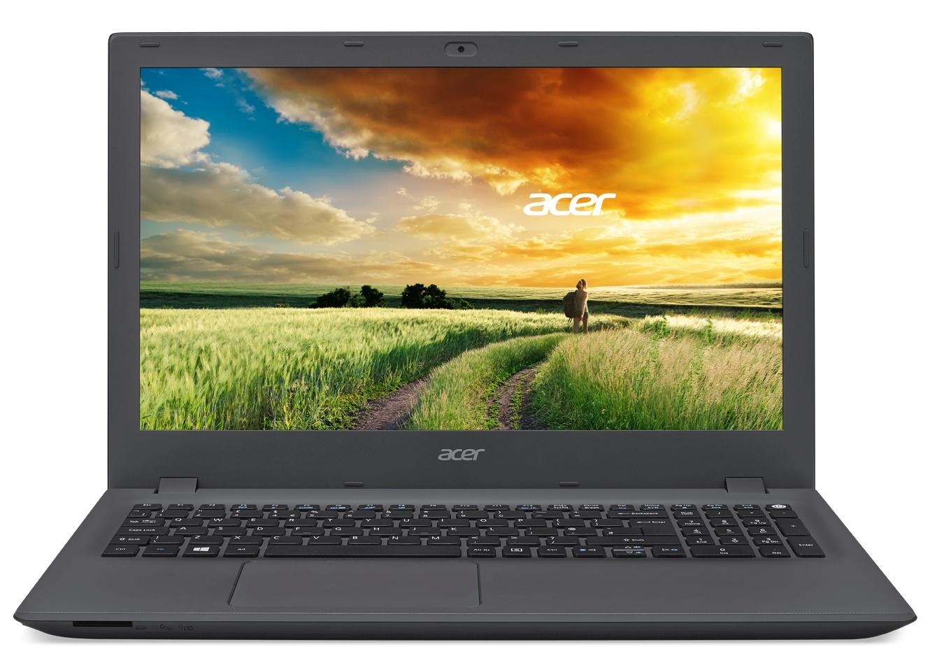 Acer Aspire E15 15,6/i3-5005U/4G/1TB/NV/W10 šedá