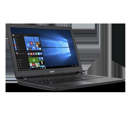 Acer Aspire ES15 15,6/A6-7310/4G/1T/W10 černý