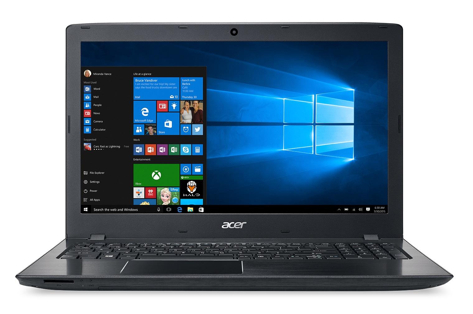 Acer Aspire E15 15, 6