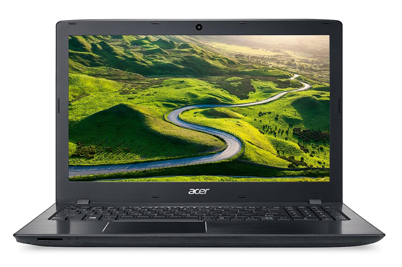 Acer Aspire E15 15,6/i5-7200U/4G/256SSD/W10 černý