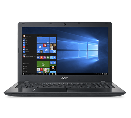Acer Aspire E15 15,6/i7-7500U/8G/256SSD/W10 černý