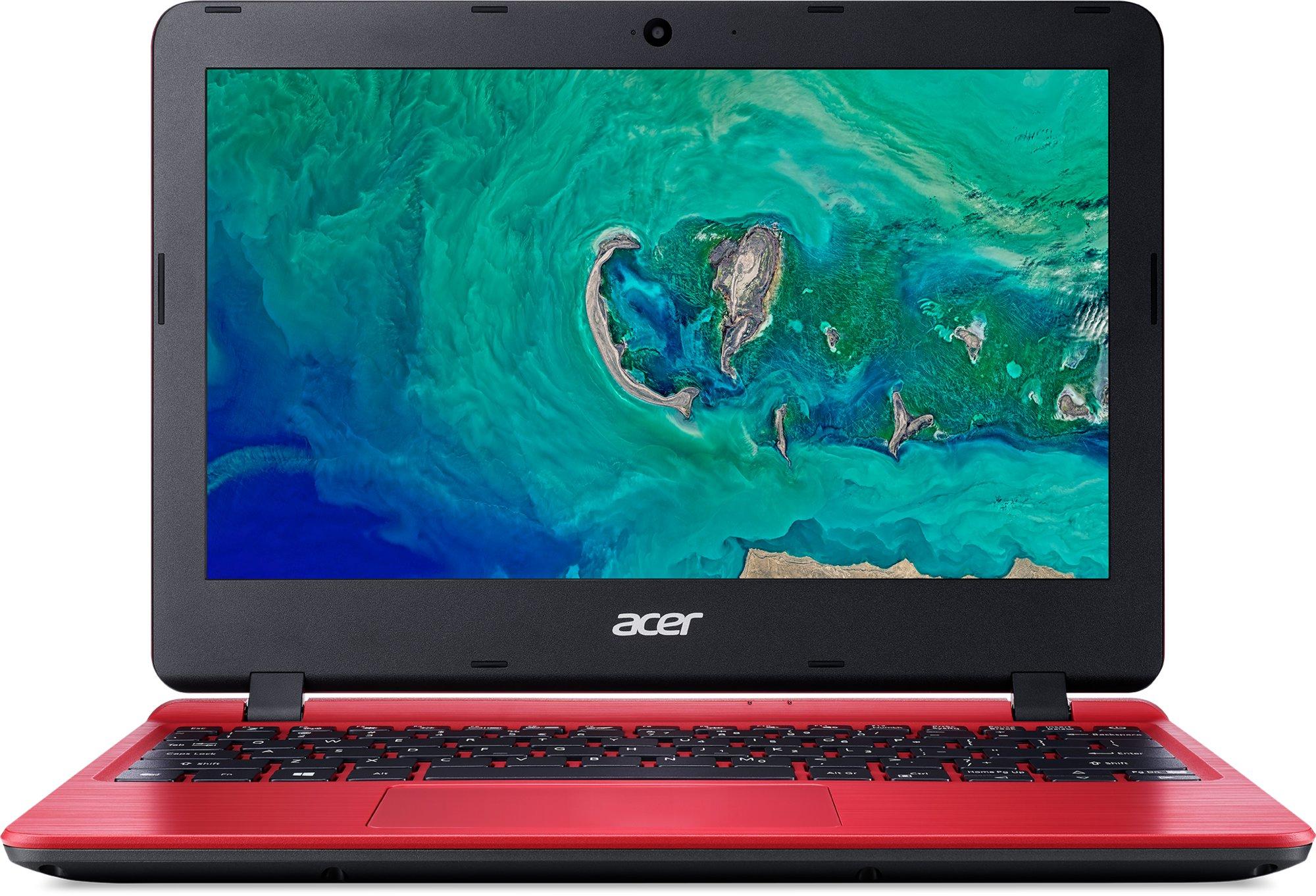 Acer Aspire 1 - 11,6''/N4000/4G/64G/W10 červený + Office 365 Personal