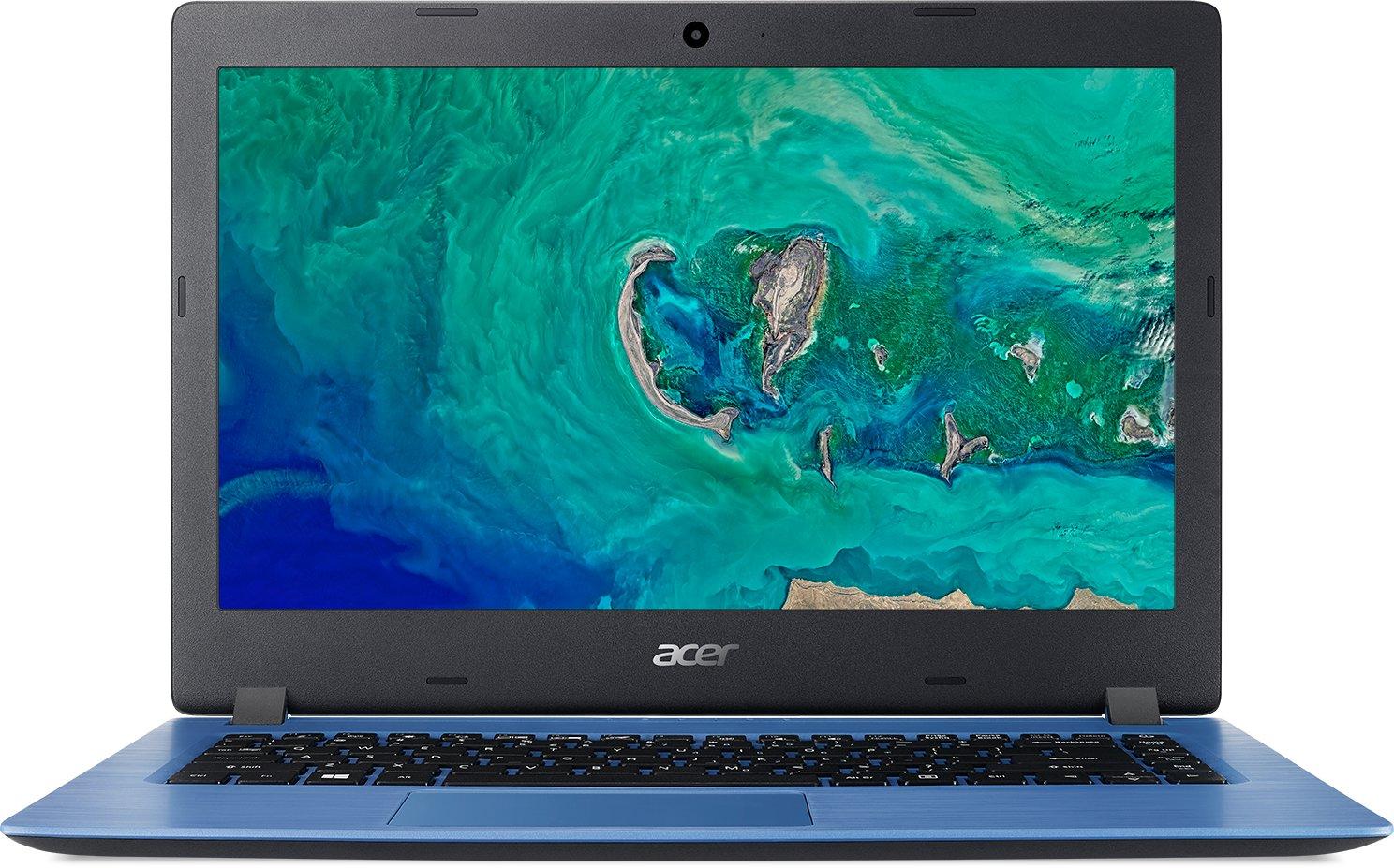 Acer Aspire 1 - 14''/N4100/4G/64GB/W10S modrý + Office 365 Personal