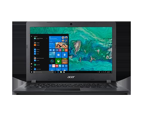Acer Aspire 3 - 15,6''/A9-9420/4G+2G/128SSD+1TB/Radeon 520/W10 černý