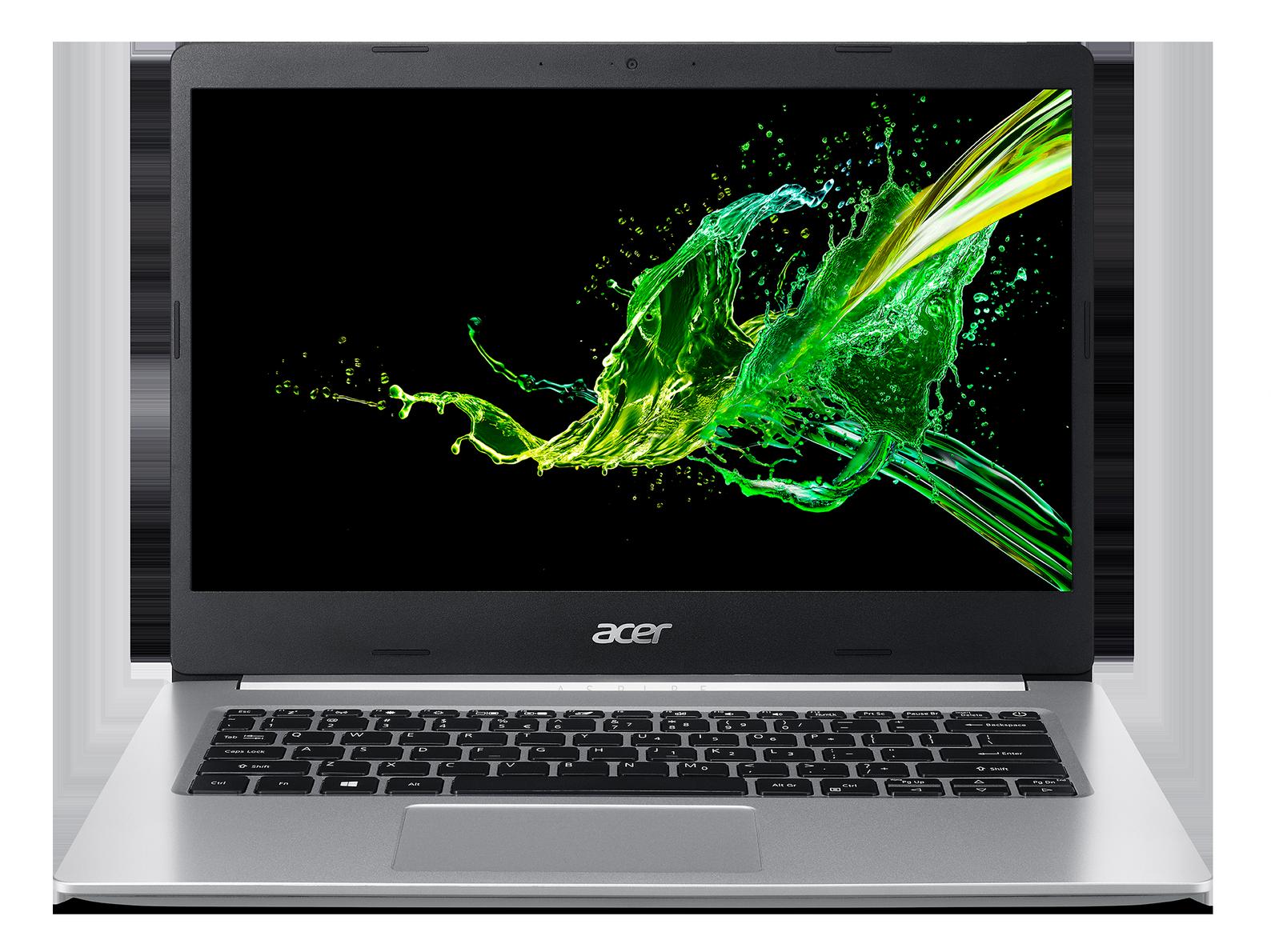 """Acer Aspire 5 - 14""""/i5-1035G1/2*4G/512SSD/W10 stříbrný"""
