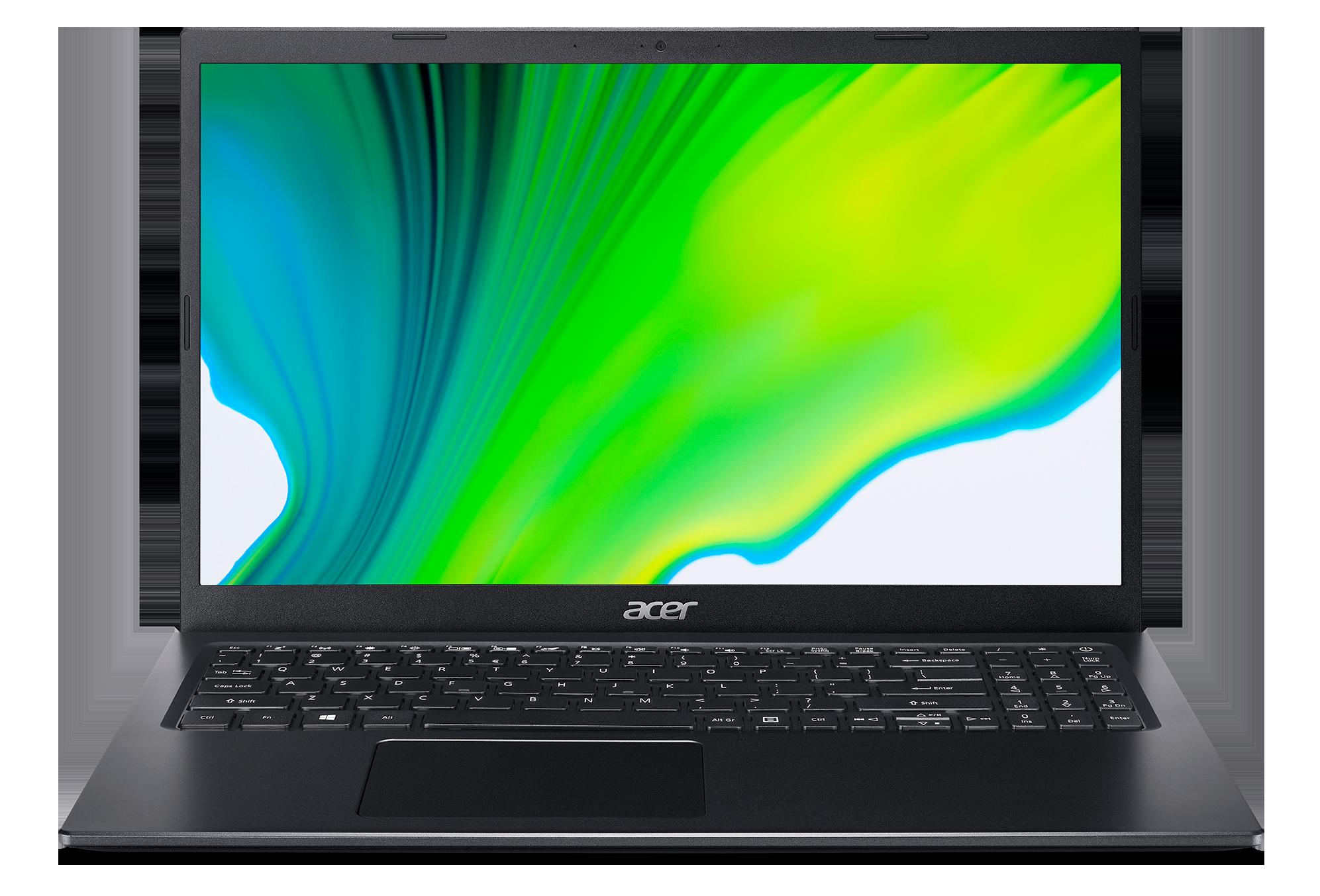 """Acer Aspire 5 - 15,6""""/i5-1135G7/2*4G/1TBSSD/W10 černý"""