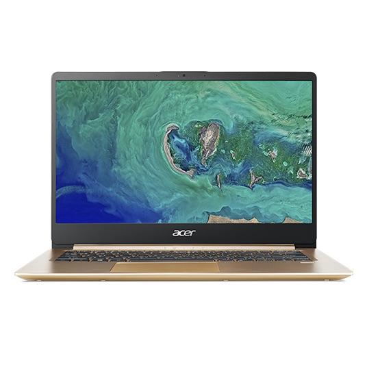 Acer Swift 1 - 14''/N5000/4G/64GB/IPS FHD/W10S zlatý