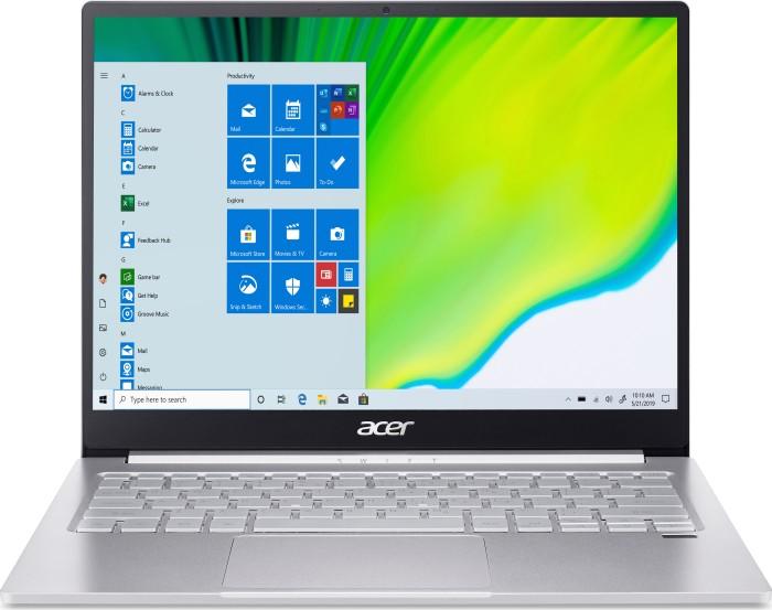 Acer Swift 3 - 13,5''/i5-1035G4/8G/512SSD/3:2 QHD/W10Pro stříbrný + 2 roky NBD