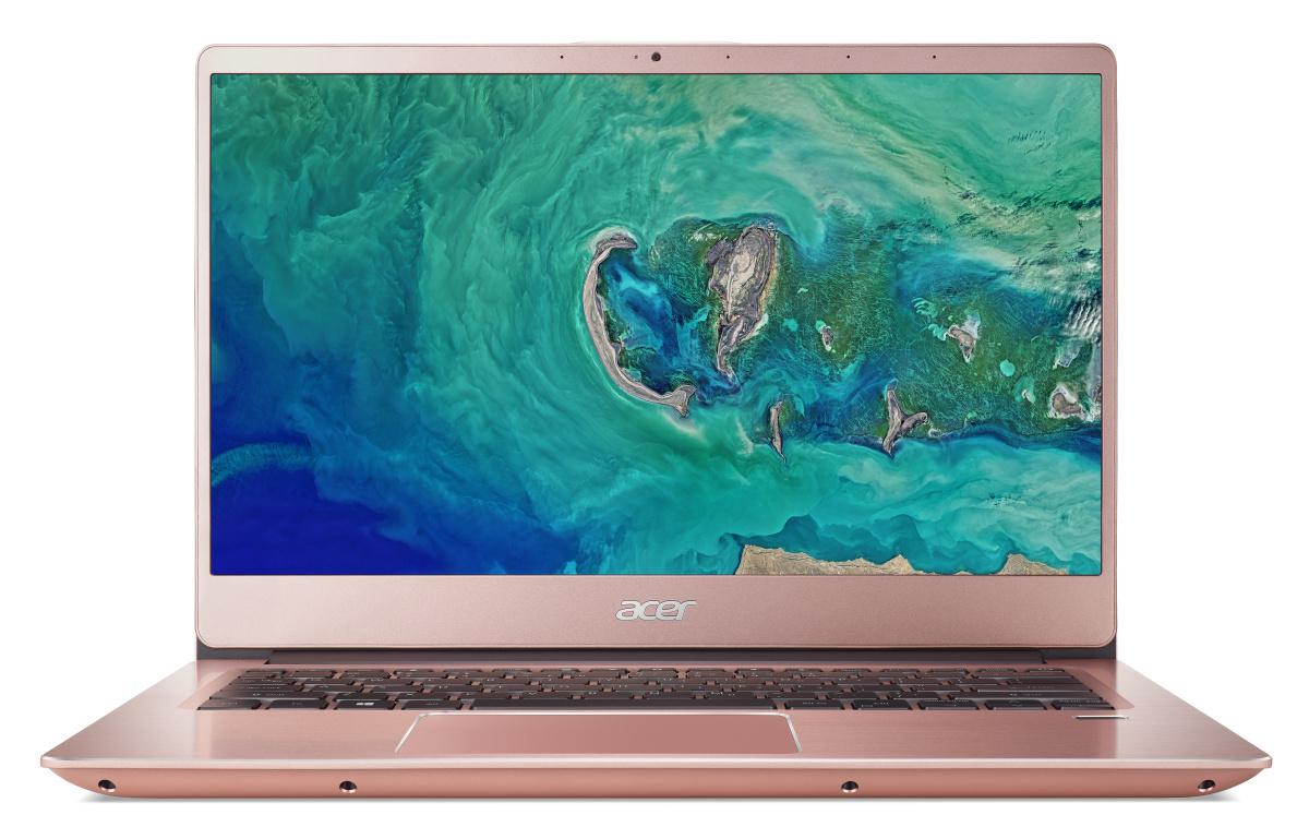 """Acer Swift 3 - 14""""/i3-8145U/4G/256SSD/W10 růžový"""