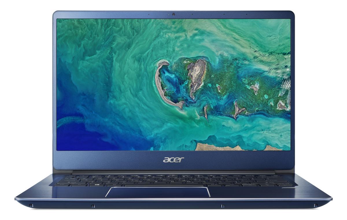 Acer Swift 3 - 14''/i3-8145U/2*4G/256SSD/W10 modrý