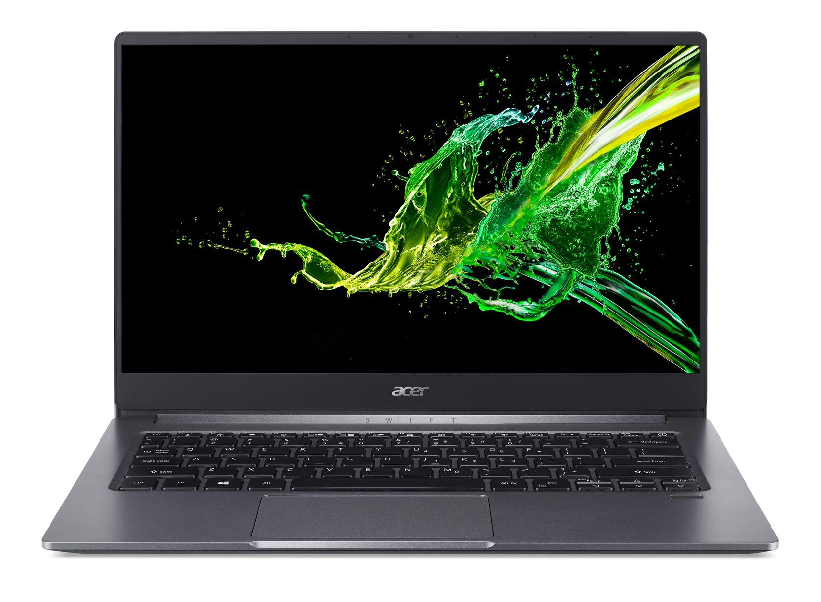 """Acer Swift 3 - 14""""/i5-1035G1/16G/512SSD/W10Pro šedý + 2 roky NBD"""