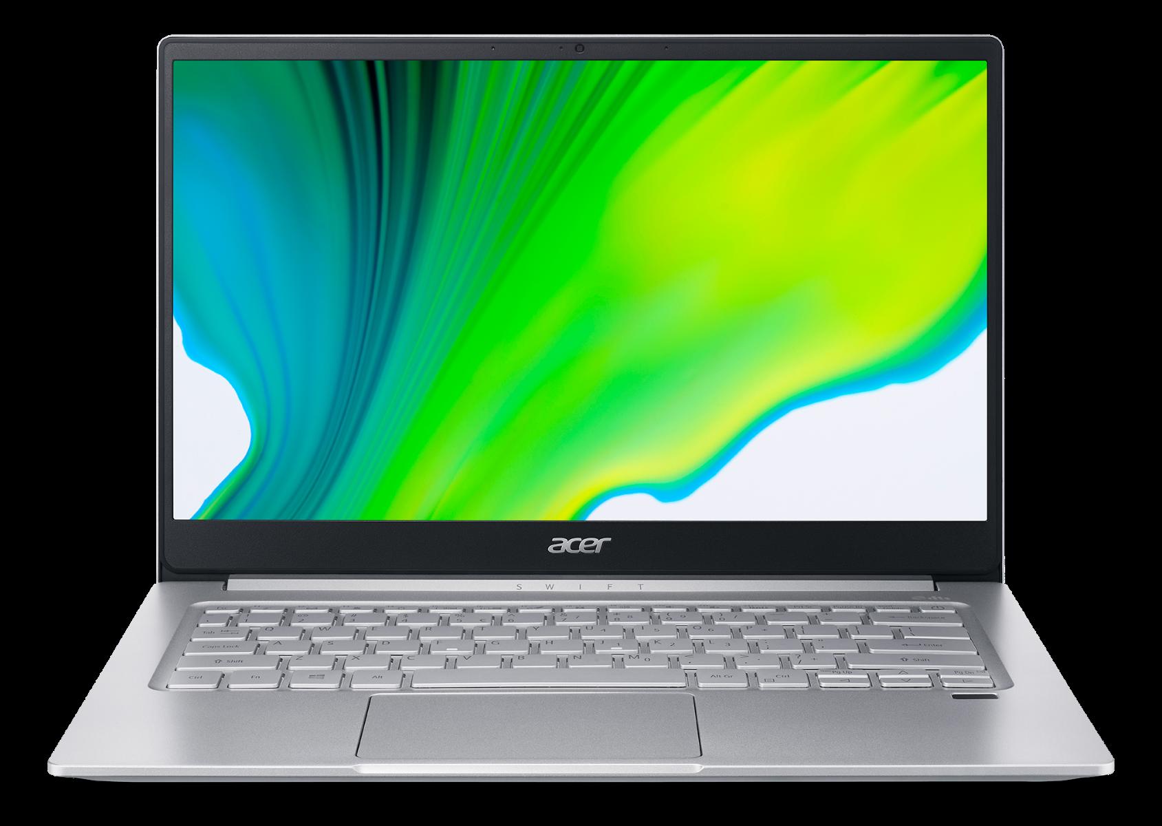 Acer Swift 3 - 14''/i7-1165G7/1TBSSD/16G/W10 stříbrný - NX.A5UEC.003