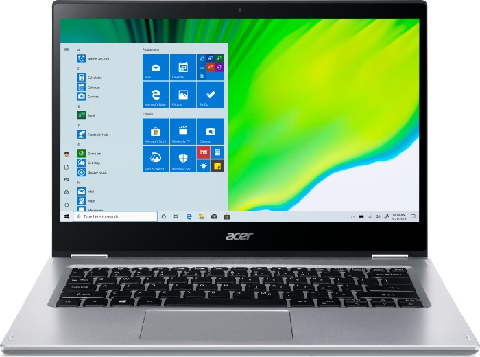 Acer Spin 3 - 14T''/i5-1035G4/16G/512SSD/W10Pro + stylus - NX.HQ7EC.004